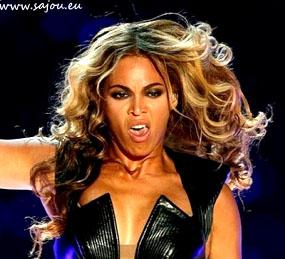 Les photos peu flatteuses de Beyonce au Superbowl