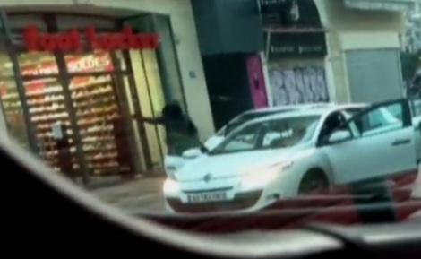 Vidéo du braquage du Foot Locker de Marseille