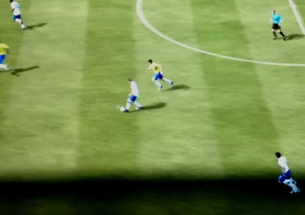 Un bug coquin dans FIFA 12