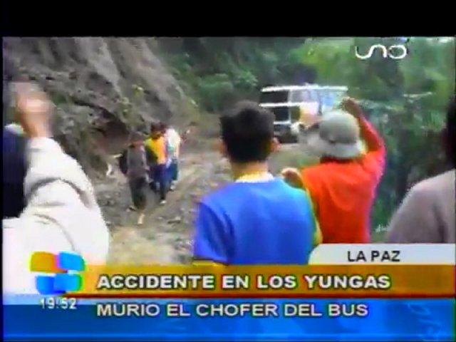Accident : un bus tombe dans un ravin en Bolivie