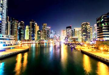 Magnifique Timelapse sur Dubaï en HD