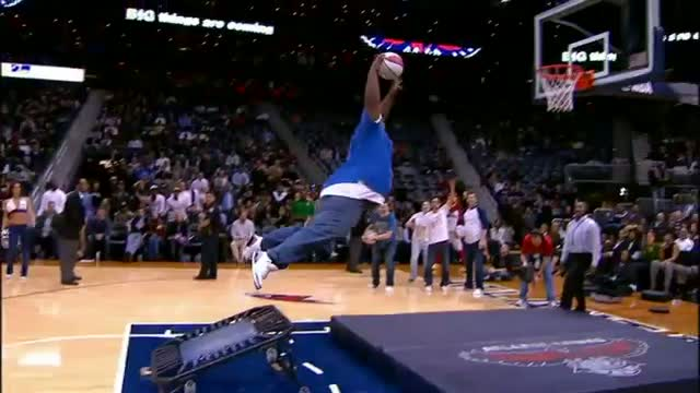 Le plus beau fail de dunk en Basketball