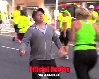 Comment embêter les marathoniens à New York