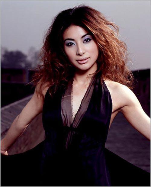 Guo JingJing : de la plongée olympique à la mode