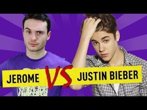 Jêrome contre Justin Bieber