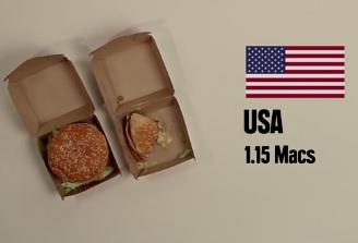 Que peut-on acheter comme nourriture pour 5$ dans le monde