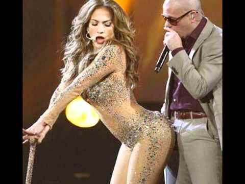 Jennifer Lopez provoque une érection à Pitbull