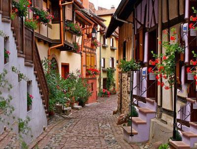Les rues les plus mignonnes du monde