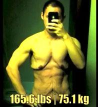 Il perd 80 kgs en 3 ans