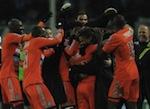 Superbe But Valbuena Ligue des champions OM - Dortmund