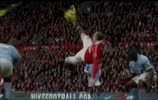 Compilation de gestes techniques au football