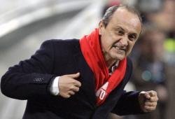 L'entraineur de la Fiorentina pète un plomb