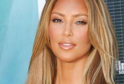 Kim Kardashian, blonde d'un jour