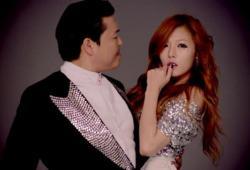 Le phénomène coréen Psy - Gangnam Style seconde version