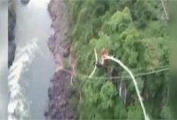 Accident de saut à l'élastique au Zimbabwe