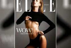 Amanda Mani pour le magazine ELLE mexicain, Juin 2014