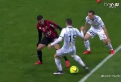 Le magnifique dribble de Hatem Ben Arfa face à Angers