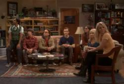 Flash Mob par l'équipe de The Big Bang Theory