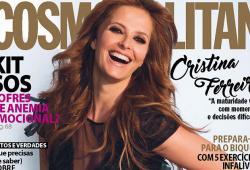 Cristina Ferreira pose pour le magazine Cosmopolitan Portugal