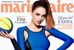 Eiza Gonzalez pose pour Marie Claire Mexico de Février 2016