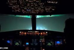 Un atterrissage à l'aveugle dans le smog de Londres