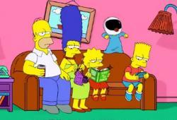 Harlem Shake avec les Simpsons et Springfield