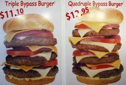 Connaissez-vous le Heart Attack Grill ?