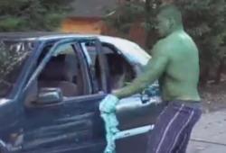 Le remake français de Hulk