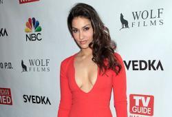 Javina Gavankar à la fête organisée par TV Guide