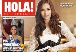 Jennylyn Mercado pose dans le magazine Hola Philippines
