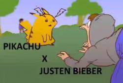 Justin Bieber est un nouveau Pokemon imbattable
