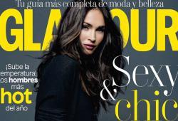 Megan Fox pose pour le magazine Glamour Latin America