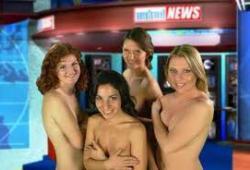 Naked news : présentatrices nues en amérique