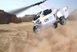 Pal-V : La première voiture volante
