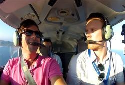 Un dialogue de sourd entre un contrôleur aérien et un pilote