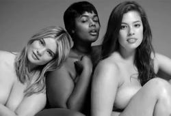 Une publicité interdite aux USA, car elle montre des femmes rondes