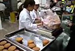 Comment servir des cakes très rapidement