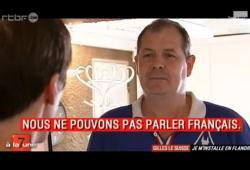 Les flamands ont interdiction totale de parler le Français