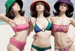 Carola Remer, Alize et Natalia Rassadnikova pour Vogue beauté