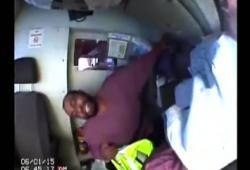 Un prisonnier tente de s'évader mais renverse son véhicule